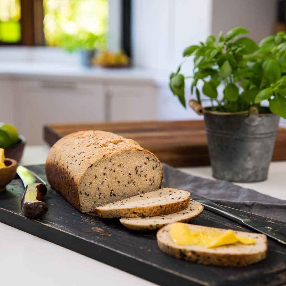 Fast Ed's Gluten-Free Bread